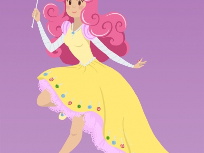 Princess Lolly Early Concept