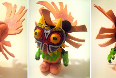 Skull Kid from Majora's Mask